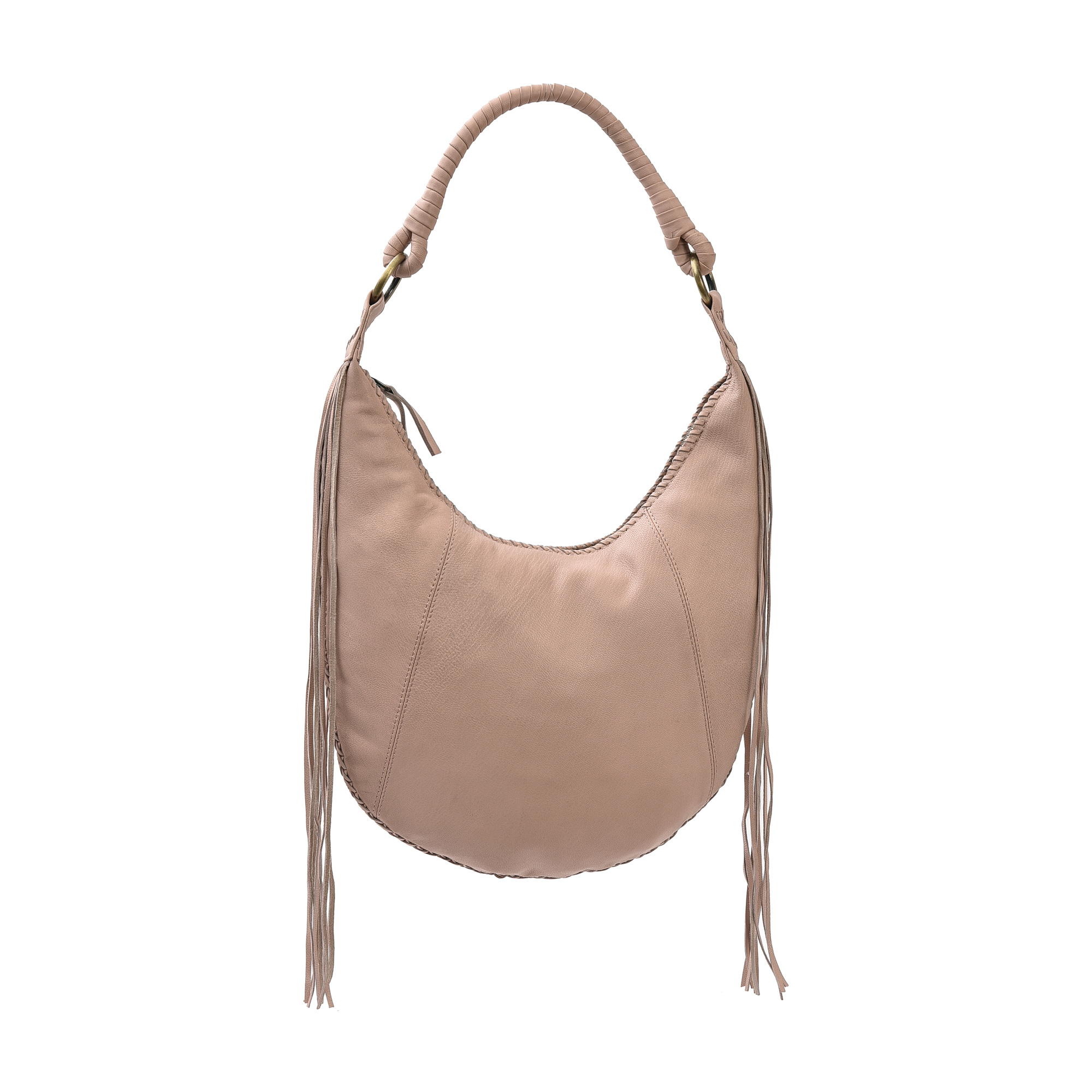 46d1ca5e7ba7 Orlando Hobo Bag Dusty Pink - Suvaska