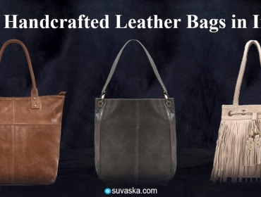 Buy Handcrafted Leather Bags in India