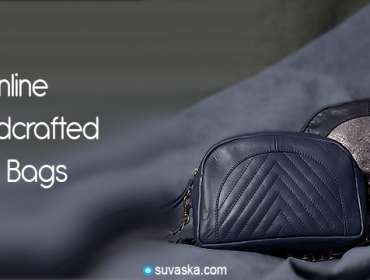 Shop Online for Handcrafted Leather Bags in India