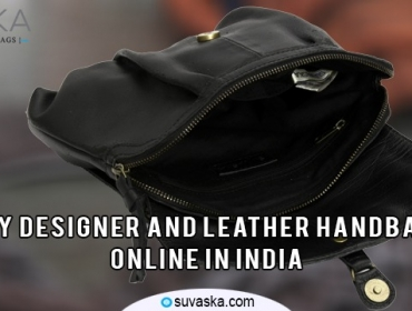 Designer and Leather Handbags Online in India
